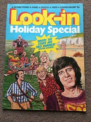 1970's LOOK-IN HOLIDAY SPECIAL