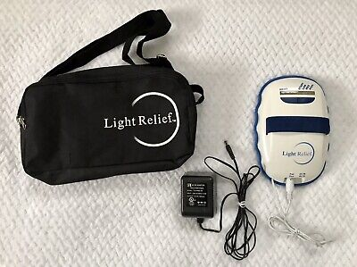 Light Relief LR150 Infrared Muscle Joint Pain Stiffness Therapy Device Tested