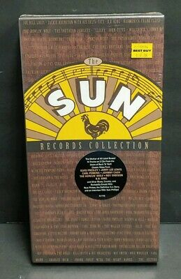 The Sun Records Collection [Rhino] [Box] 3x CD Box Set, 1994 Carl Perkins Elvis
