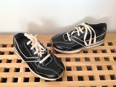 FAITH Black Lace up Comfy Casual Shoes Size UK 5 Worn Twice Excellent Condition