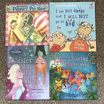Pre School Book Bundle x4