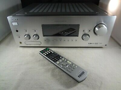 Sony STR-DA1000ES Home Theatre 5.1 Channel 100W Stereo Receiver - Tested/Working