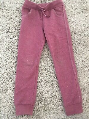girls jogging bottoms 4-5yrs