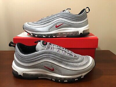 NIKE AIR MAX 97 UL 17 Ultra Metallic Silver Bullet