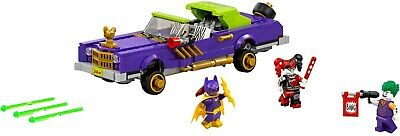 LEGO® The Batman Movie 70906 - The Joker™ Notorious Lowrider (New. Shelf wear)