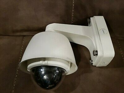 Used Samsung Snp-3120Vhn Network Ptz Video Camera