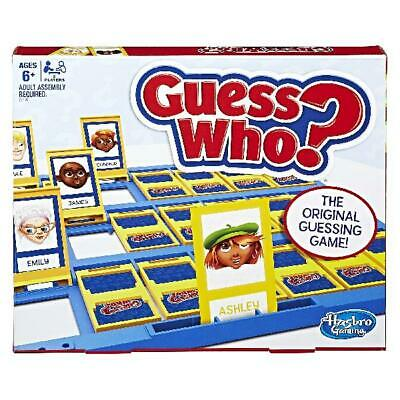 Hasbro Guess Who Classic Game. BRAND NEW. FREE SHIPPING!