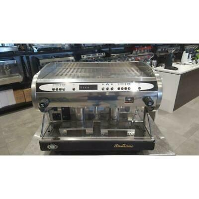 Cheap Italian 2 Group Commercial Coffee Machine