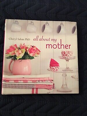 All About My Mother Keepsake Book NEW