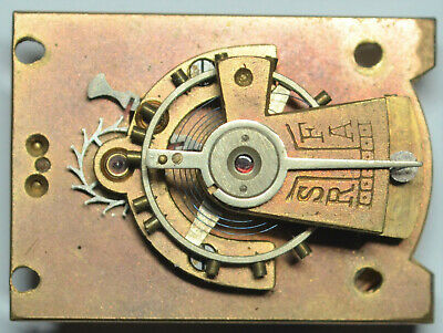 Early 20Th Century 11 Jewel Lever Platform Escapement