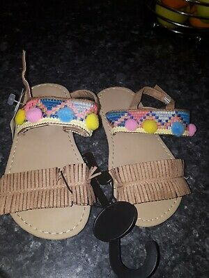 Brand new with tags girls sandles size 8