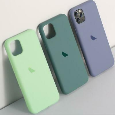 Perfect Logo original silicone case for Apple iPhone 11 Pro Max XS XR 6 7 8 Plus