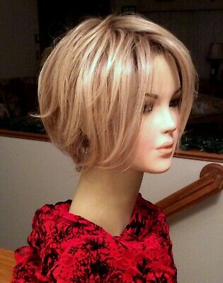 Ignite 12FS8 Blonde LaceFront Jon Renau Wig~New in box! Tried on once. $10 S&H