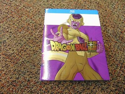 Dragon Ball Super - Part Two Episodes 014-026 Blu Ray
