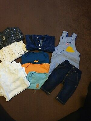 baby boys bundle 0-3 months Marks And Spencer's 14 items