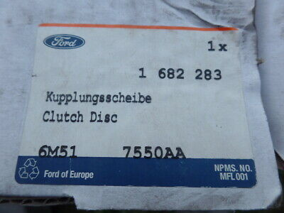 Disque d' embrayage Ford Focus , Cmax