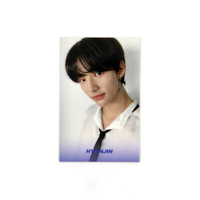 [STRAY KIDS] Album-Clé : LEVANTER Official Photocard / Name - Hyunjin