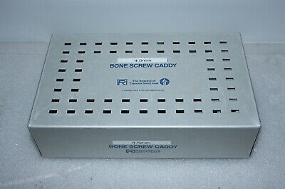 Richards Bone Screw Caddy - 4.5mm - Used - As Is