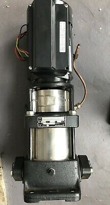 Grundfos CR 2-60 stainless 230v vertical multistage pump 40760006 #1712