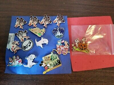 Disney Trading Pin LE Cast $15 Pick More Save More Chip Dale Food Hidden Mickey