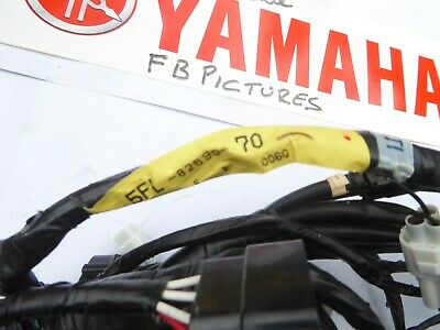 Yamaha R7 Owo2 Yec Kit Loom Assy And Mode Box For Settings From Pete Beale Yamah
