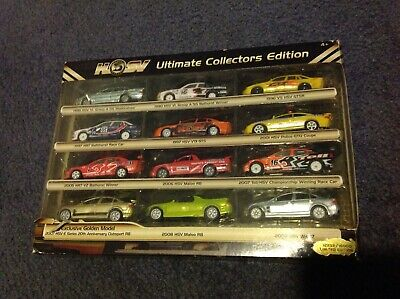 Holden HSV Ultimate Collectors Edition Cars  NEW RARE