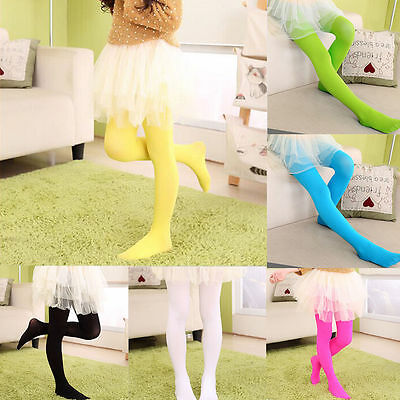 Baby Tights Students Kids Childrens girls Dance Socks ballet Tights Pantyhose YH