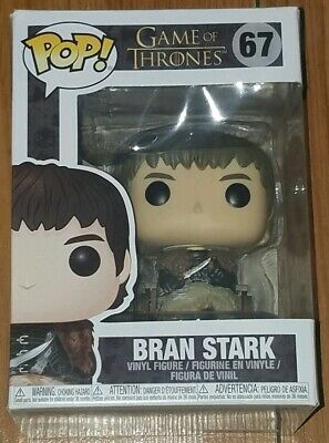 Funko Pop Game of Thrones #67 Bran Stark