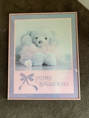 Teddy Picture Frame