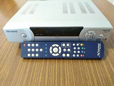 Decoder satellitare Free to Air Strong Srt4155