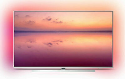 """PHILIPS Ambilight 55PUS6814/12 55"""" Smart 4K Ultra HD HDR LED TV with Amazon Alex"""