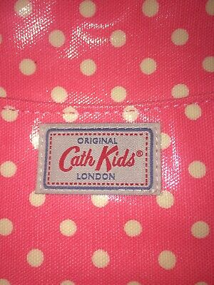 Brand New Cath Kidston Cute Pink Poka Dots Casual Side Bag Small Girls Lovely