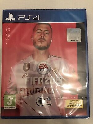 FIFA 20 PS4 Brand New Sealed With FUT DLC