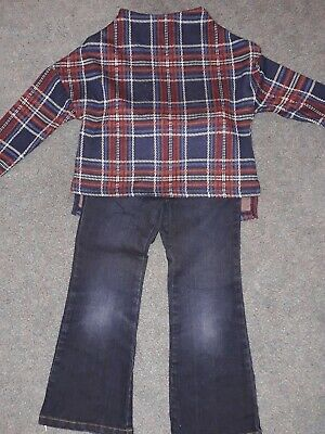 Girls Jasper Conran Jeans And Next Top Age 5