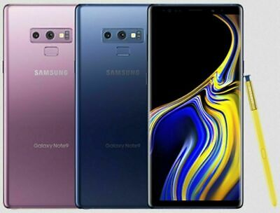 New Other Samsung Galaxy Note 9 N960U GSM Unlocked T-Mobile Verizon 128GB