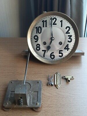 Antique Junghans Wurttemberg Clock A21