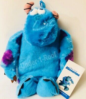 PRIMARK DISNEY MONSTERS INC SULLEY HOT WATER BOTTLE - Brand New With Tags