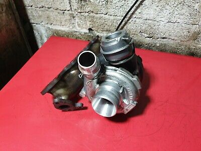 RENAULT  2.0 dci  TURBOCHARGER GTA1749V 8200347344 LOW MILES