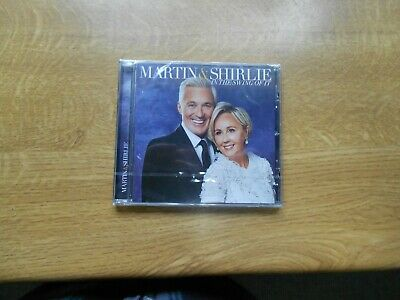 Martin & Shirlie.....in The Swing Of It....cd