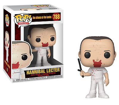 The Silence of The Lambs #788 - Hannibal Lecter (Bloody) - Funko Pop! Movies