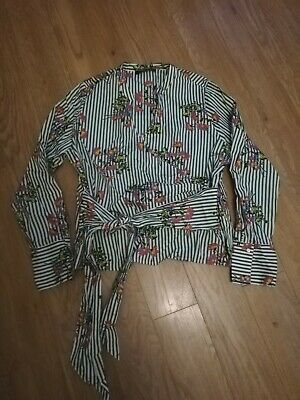 Marks and Spencer (never worn) Women's Wrap Around Shirt Size 14