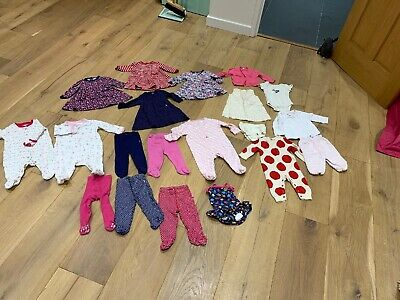 Large Baby Girl Bundle 3-6months: Jojo & Baby Gap