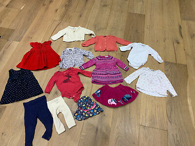 Baby Girl 6-12month Bundle: Baby Gap, Jojo, White Company, John Lewis