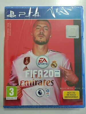 Ps4 Fifa 20 New And Sealed