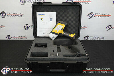 Olympus DPO-2000 Delta Professional XRF Analyzer w/ ALLOY PLUS! Thermo GE Bruker
