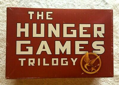 The Hunger Games Trilogy Boxed Set Collection by Suzanne Collins...