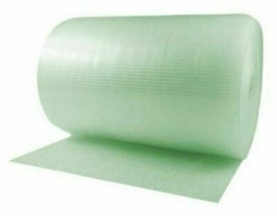 Eco-Friendly Biodegradable Bubble Wrap - Large & Small - Removals & Packing