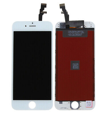 For iPhone 6 White Full LCD Display Touch Screen Digitizer Assembly Replace Part