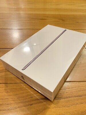 New & Sealed Apple iPad (7th Gen), 10.2in, 32gb, Space gray, Wi-Fi only, A2197