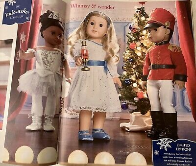 American Girl Nutcracker Prince & Clara and Snow Queen Outfit Sets - NEW IN BOX